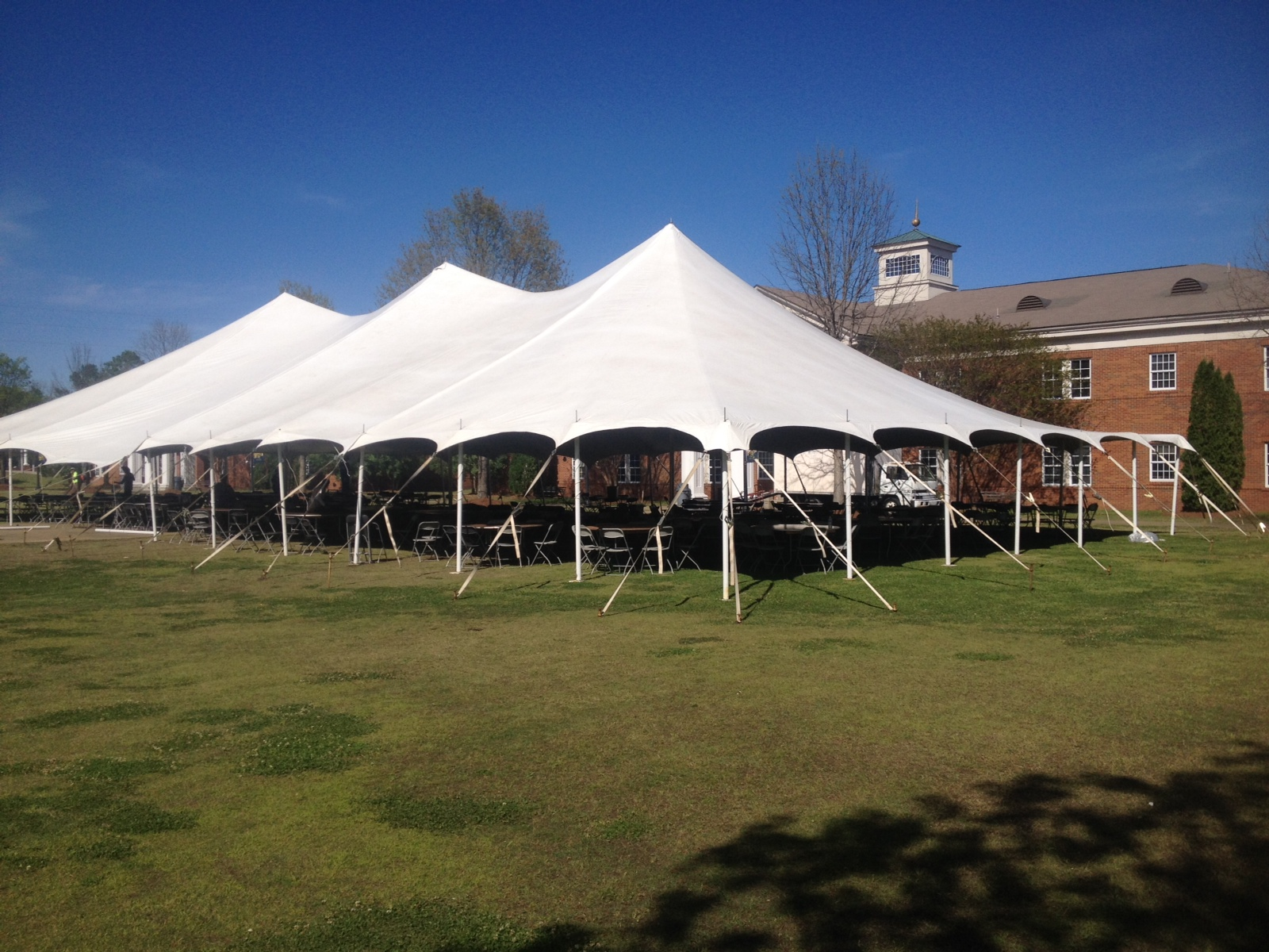 Corporate Tent Rentals Montgomery Al Arrow Rents